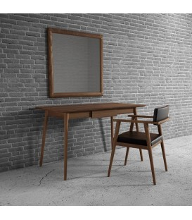 Vintage斯堪地經典附抽屜書桌