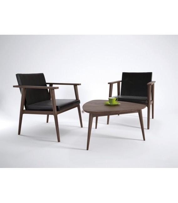 Vintage斯堪地經典三角形咖啡桌
