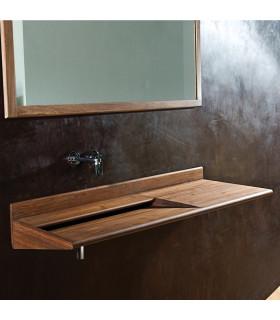 Sarah 原木衛浴洗手檯
