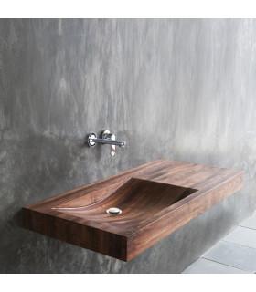 Lena原木衛浴洗手檯