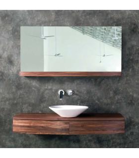 Miles原木二抽衛浴洗手檯