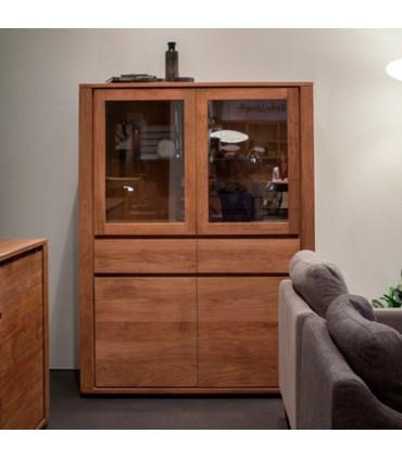 Elemental 玻璃門儲物高櫃