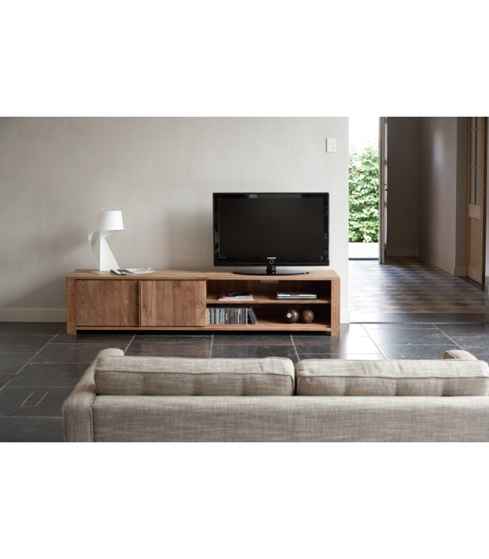 Lodge mountain living - Deco tv muur ...