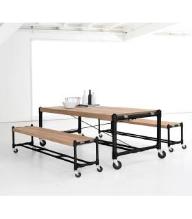 Kasting 限定版鋼構水管桌