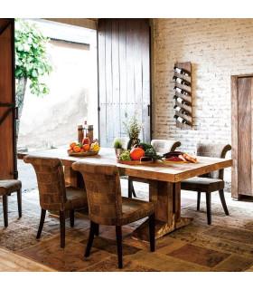 Soul 原始風貌餐桌/工作桌