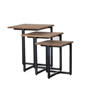 Home Solutions 高中低組合方邊桌