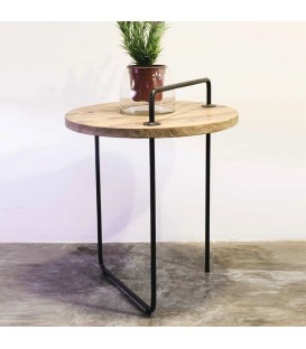 Home Solutions 幾何桌腳造形邊几
