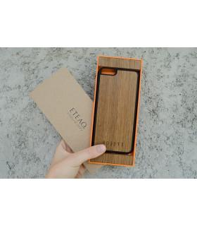 ETEAQ 老柚木 iPhone 6plus 保護套