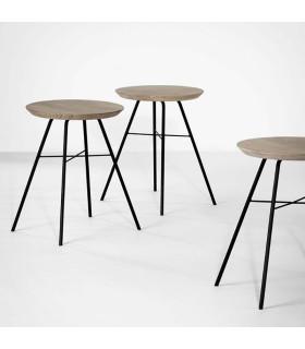 Disc 光碟設計椅凳