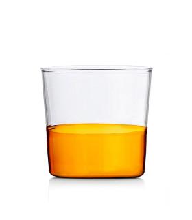 LIGHT多彩水杯-透明/琥珀色
