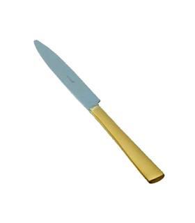 Vintage餐刀-復古金握把