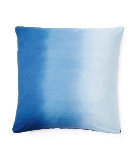 Umbria 浸染漸層抱枕-藍