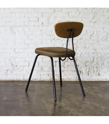 BUCK皮革餐椅
