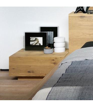 Madra床頭櫃 (橡木款)