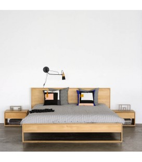 Nordic II 原木床架