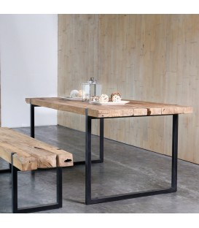Celebes原始風格餐桌 / 工作桌