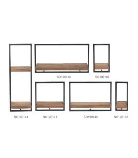 Home Solutions輪廓框牆面組合櫃組