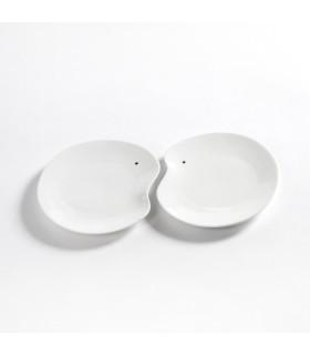 Facing Food 美食對談系列餐瓷-中淺盤