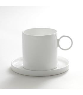Geometry咖啡杯盤組
