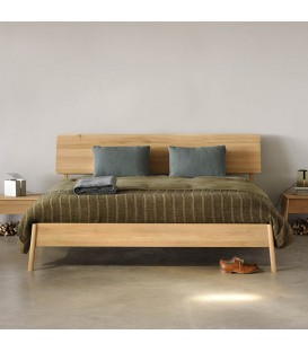 Air北歐設計床架