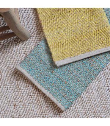 Pyramid 棉麻地毯