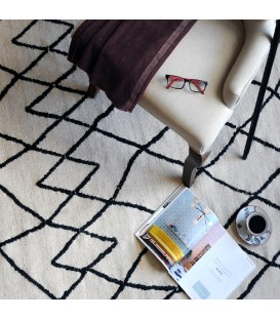 Ladakh 羊毛地毯