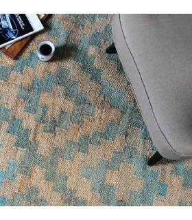Ikat 黃麻地毯