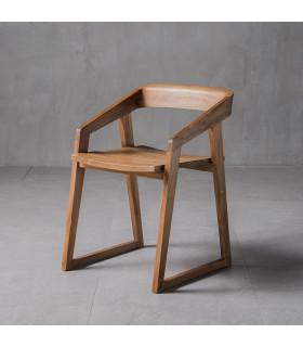 Experience扶手餐椅