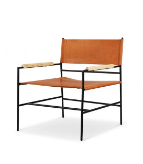 New Jack 植鞣皮革扶手椅