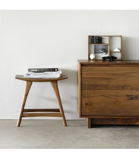 Osso 椅凳 - 胡桃木款