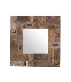 Home Solutions 風鑿壁掛方鏡