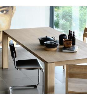 Slice 餐桌 (橡木款)