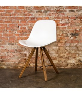 Theo煙燻橡木設計座椅