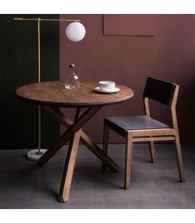 EX1 比利時亞麻設計座椅