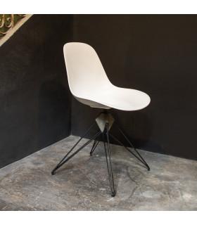 Kahn鋼構水泥當代設計座椅