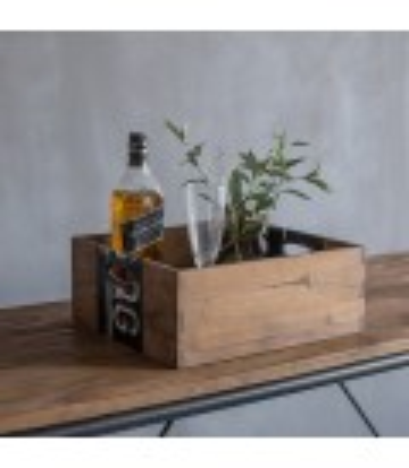 Home Solutions 回收車牌深置物木箱