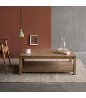 Solid 咖啡桌 (老柚木)