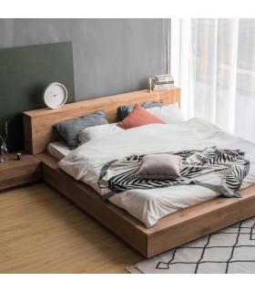 Madra 柚木床架