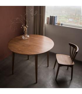 Vintage斯堪地經典圓餐桌