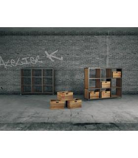 Atelier K工坊系列深置物木箱