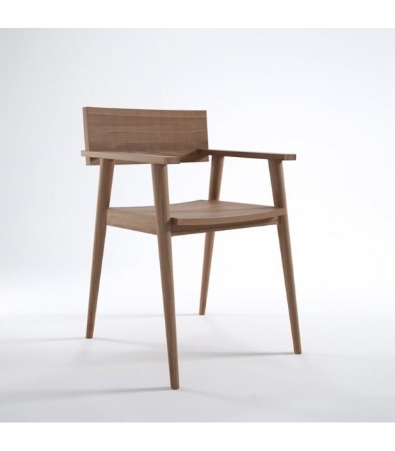 Vintage斯堪地經典扶手餐椅