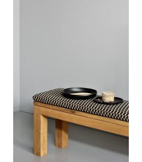 Straight 橡木長凳