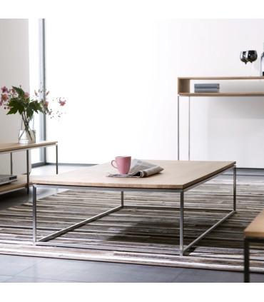 Thin 不鏽鋼支架咖啡桌