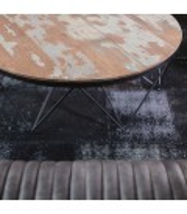 Home Solutions 鋼筋桌腳色彩咖啡桌