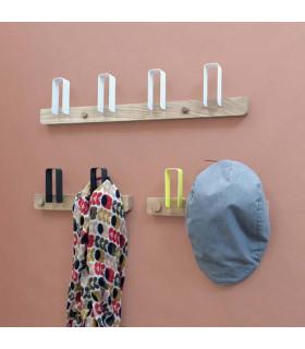 Merlin梅林壁掛式衣帽架 - 小型