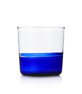 LIGHT多彩水杯-透明/寶藍色
