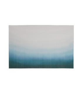 Dip Dye浸染漸層餐墊-藍紫