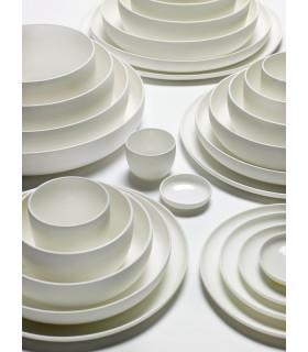 Base骨瓷小深餐盤