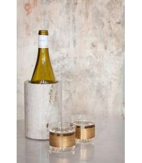 Copper Chemistry黃銅玻璃水杯