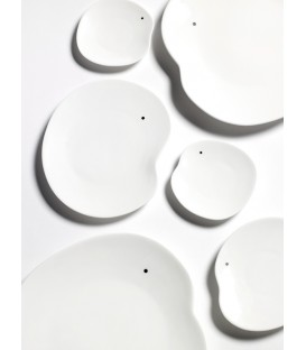 Facing Food 美食對談系列餐瓷-小淺盤